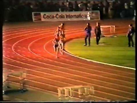 john treacy beats steve ovett on the line! 5000m. london