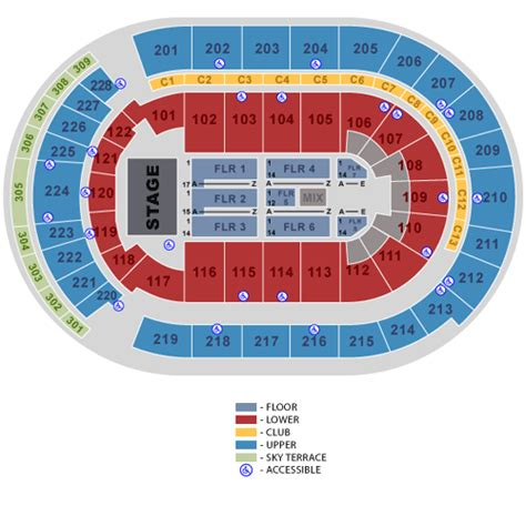 nationwide arena seating sammy hagar september 17 tickets columbus nationwide