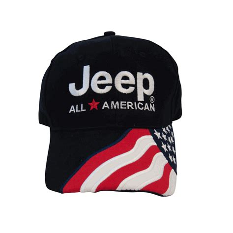 jeep hat all things jeep embroidered all flag jeep hat