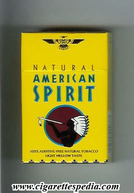 american spirit light mellow taste ks 20 h
