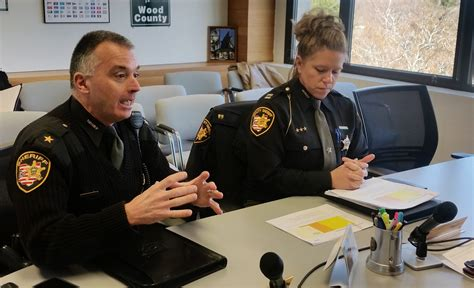 Wood County Sheriff Arrest Records Sheriff Says Booking Area Needs Expansion Bg Independent News