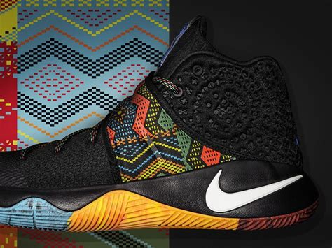nike basketball shoes history nike kyrie 2 bhm black the sole supplier