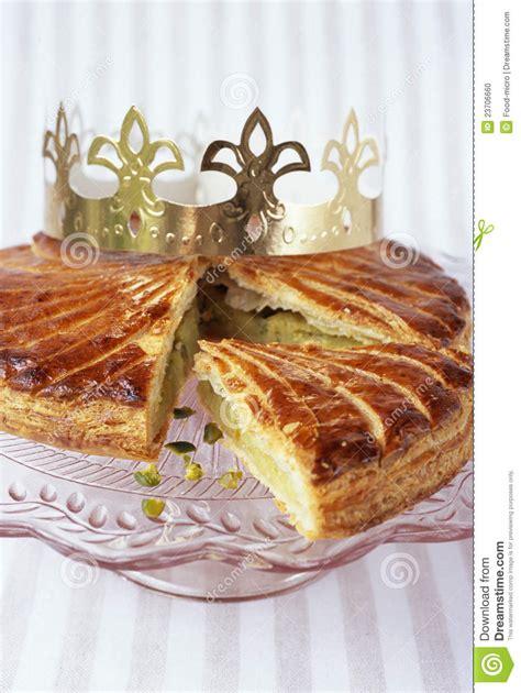 pistachio galette des rois stock photo image 23706660