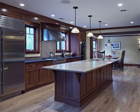 prairie style kitchen houzz