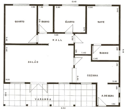 planta casas fotos de planta de casas 4 quartos para baixar