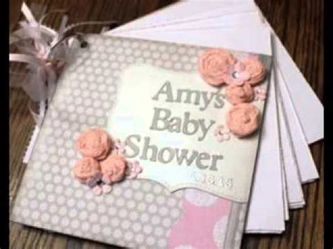 Baby Shower Guest Book Scrapbook Ideas by Diy Baby Shower Guest Book Decor Ideas