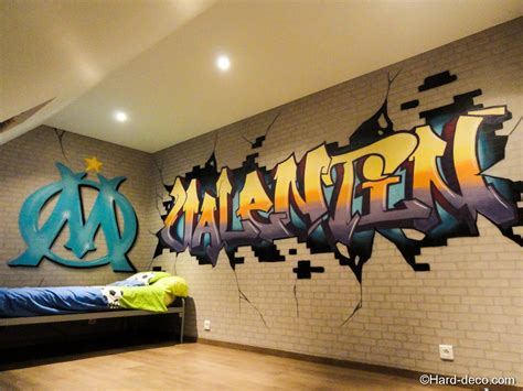 Decoration Om by Chambre Olympique De Marseille Deco
