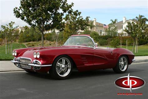 1962 chevy corvette restomod built by d p d p chevy d