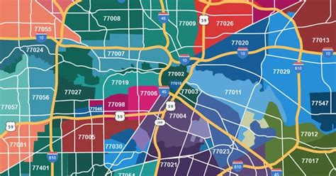 houston zip code map inner loop houston zip code map great maps of houston
