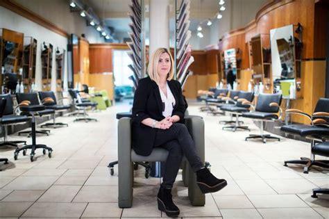 hairdresser bishopbriggs glasgow glasgow lives yasmin 40 bishopbriggs salon director at