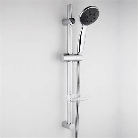 Shower Riser by Powermax Shower Riser Kit Heads And Hoses