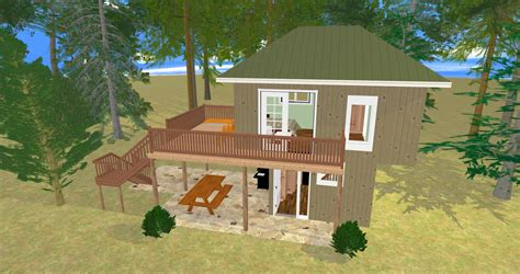 Small Cozy House Plans by Cool Tree House Plans Tree House Floor Plans 300 Sq Ft