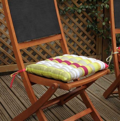 galette chaise de jardin galette de chaise de jardin