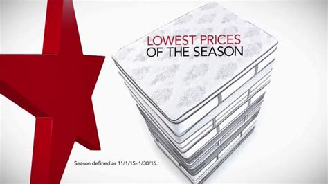 Veterans Day Mattress Sale by Macy S Veterans Day Mattress Sale Tv Commercial Sealy