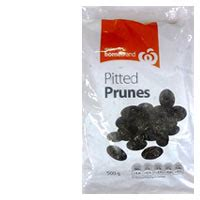 Pitted Prunes Plum 500g From Australia buy homebrand prunes pitted 500g at countdown co nz
