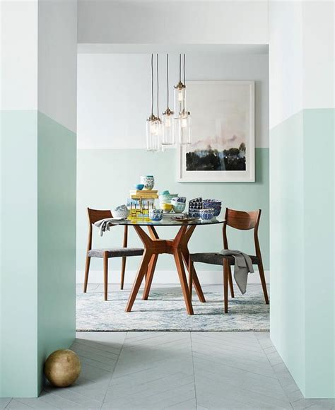 two tone dining room paint best 25 two toned walls ideas on pinterest two tone
