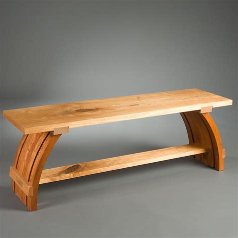 custom wood benches m scott morton custom furniture design build m