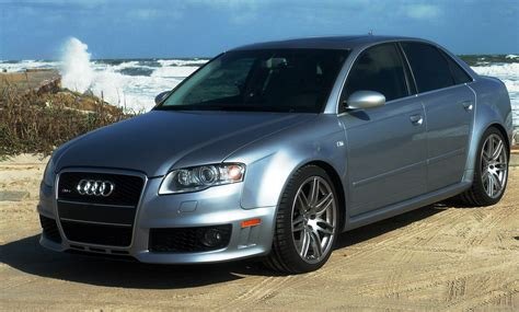 Audi A4 2007 by 2007 Audi A4 Avant 8e Pictures Information And Specs
