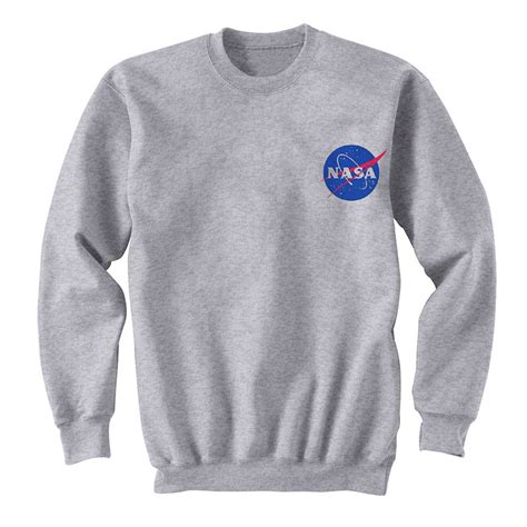 Hoodie Nasa Roffico Cloth 1 nasa sweatshirt