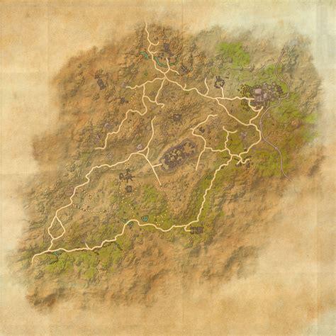 northern elsweyr map elder scrolls guides