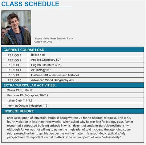 up film institute schedule the amazing spider man launches oscorp industries viral
