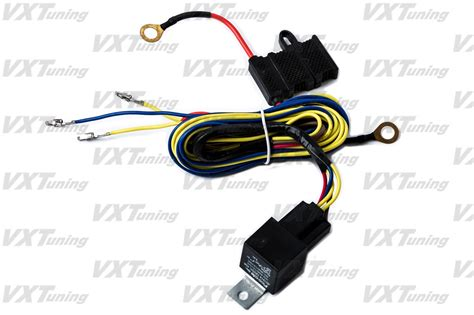 fog light installation shop fog light wiring harness kit texas vxtuning