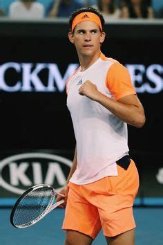 dominic thiem images tennis players french open