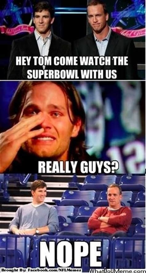Brady Manning Memes - a tom brady eli manning payton manning funny pictures