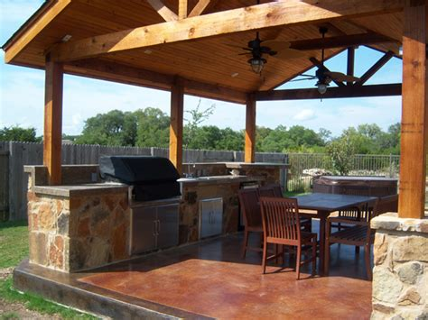 backyard covered decks patio covers western red cedar austin decks pergolas