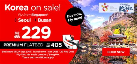 airasia korea airasia airlines singapore online booking and promotions