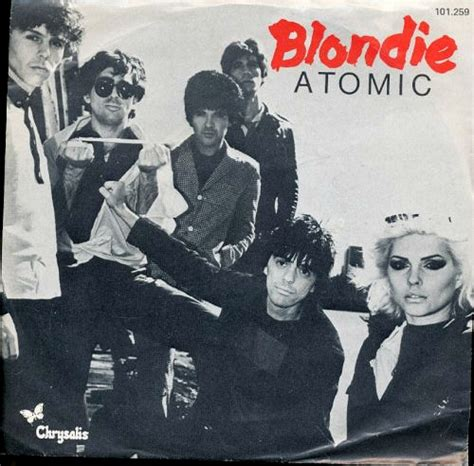 blondie atomic inarguable pop classics 21 blondie atomic god is in