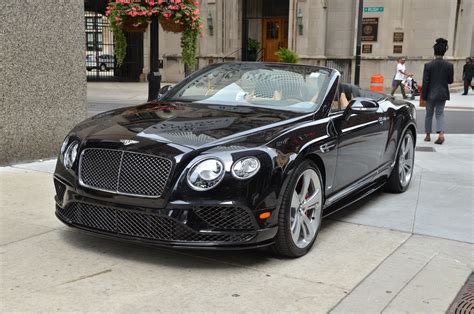 Bentley Continental Gtc by 2016 Bentley Continental Gtc Speed Stock B732 S For Sale