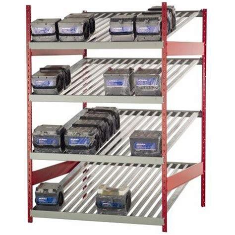 Batteries Shelf by Automotive Storage Systems