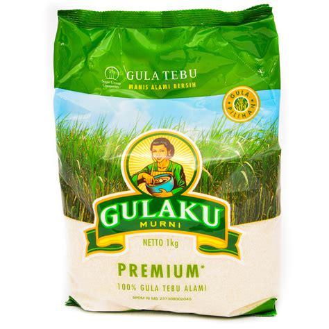 Gulaku Premium Kemasan 1kg supplier sirup gula pemanis