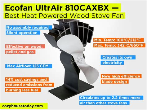 best wood stove fan top 5 non electric best wood stove fans 2018 improve the