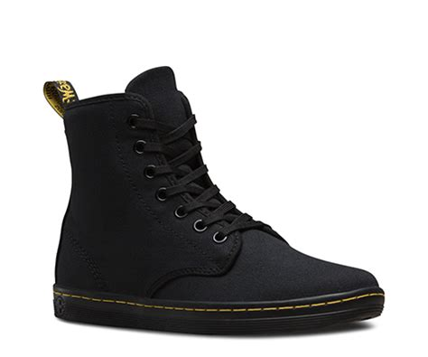 shoreditch canvas casual  official  dr martens store