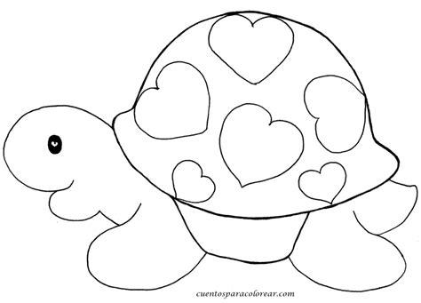 imagenes infantiles grandes para imprimir dibujos para colorear corazones