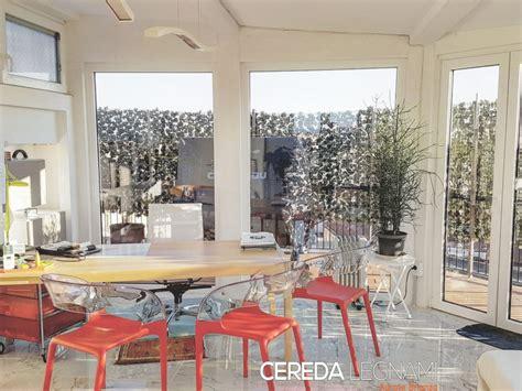 veranda di legno realizzazione veranda in legno su misura a cereda