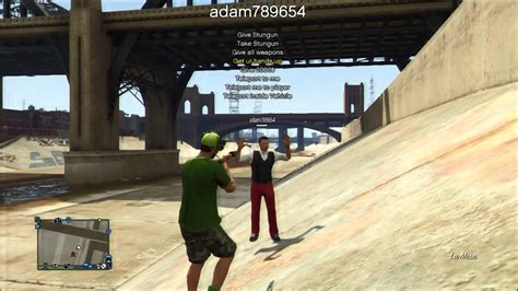 mod gta 5 ps3 online gta 5 online new vcahaxclient with animations mod menu