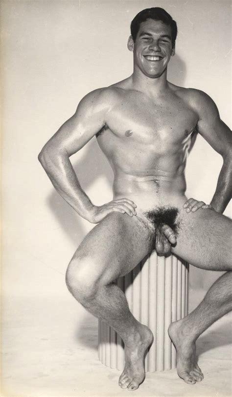 Male Models Vintage Beefcake Jerry Cooper