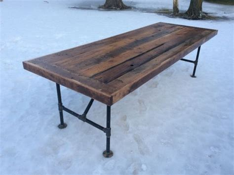 Dining Table Kijiji Reclaimed Wood Dining Table Kijiji Woodworking Projects