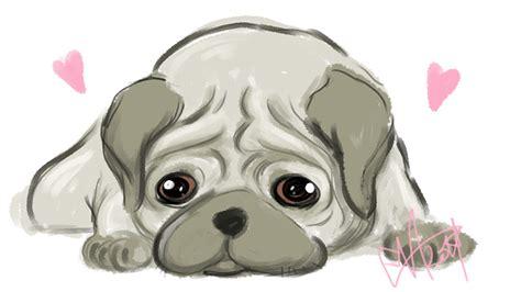 pug doodle pug doodle by evangeline chan on deviantart