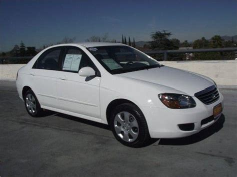 What Does A Kia Look Like 2009 Kia Spectra Used Cars In Nuys Mitula Cars