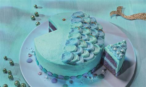 Meerjungfrau Kuchen Dr Oetker
