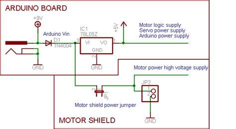 how does a barrel diode work overview adafruit motor shield adafruit learning system