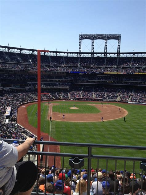 where is standing room only at citi field citi field standing room only rateyourseats