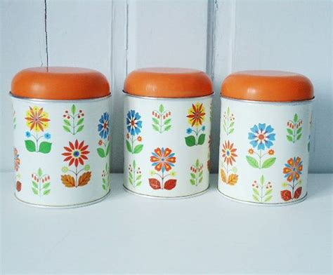 cute kitchen canister sets 17 best images about vintage canisters on pinterest