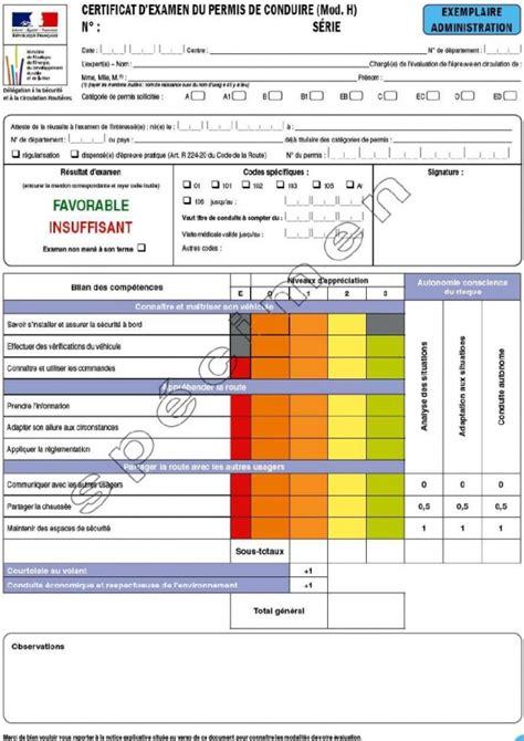Grille D Evaluation Permis by Actualit 233 S S 233 Curit 233 Routi 232 Re