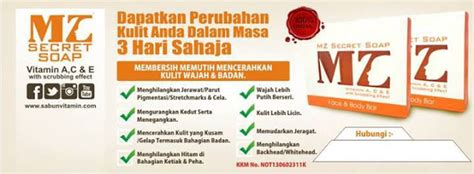Sabun Secret ina mimi mz secret soap repacking baru rm 35