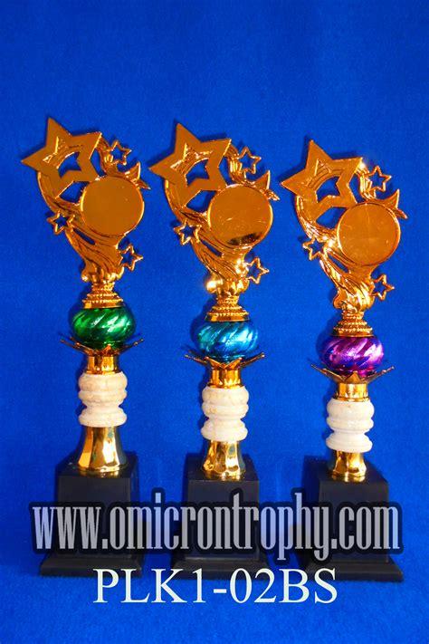 Piala Set Juara 123 Trophy Mtq Tatakan Kotak Plakat Figur Gold Murah 24 jual piala plastik di tulungagung omicron trophy